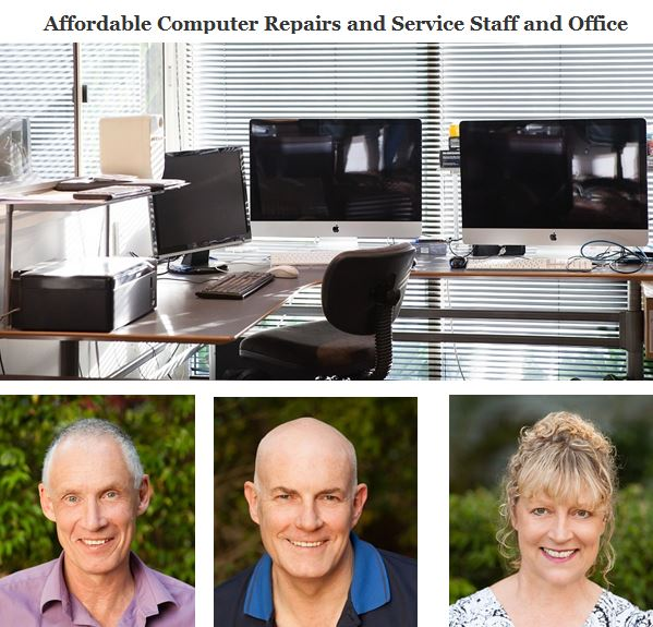 affordable computer repairs and service contact