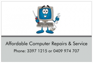 Computer Repairs Cannon Hill