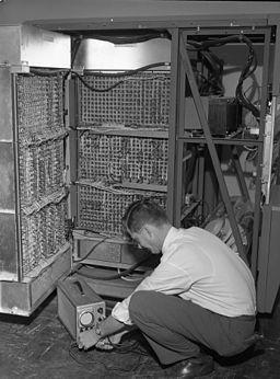 history of computer repairs